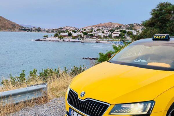 Didim Mavişehir Taksi