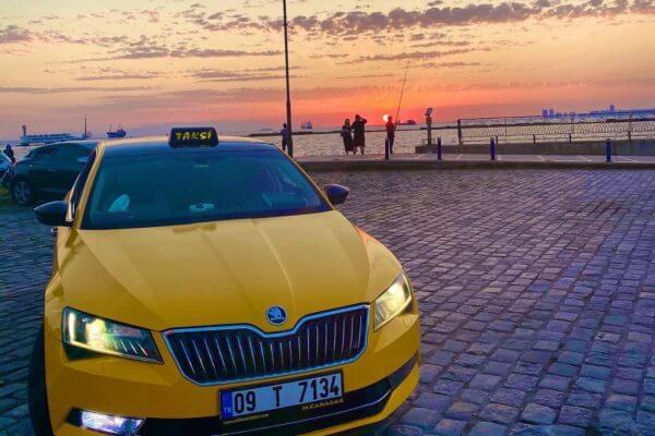 Didim Akbük Taksi
