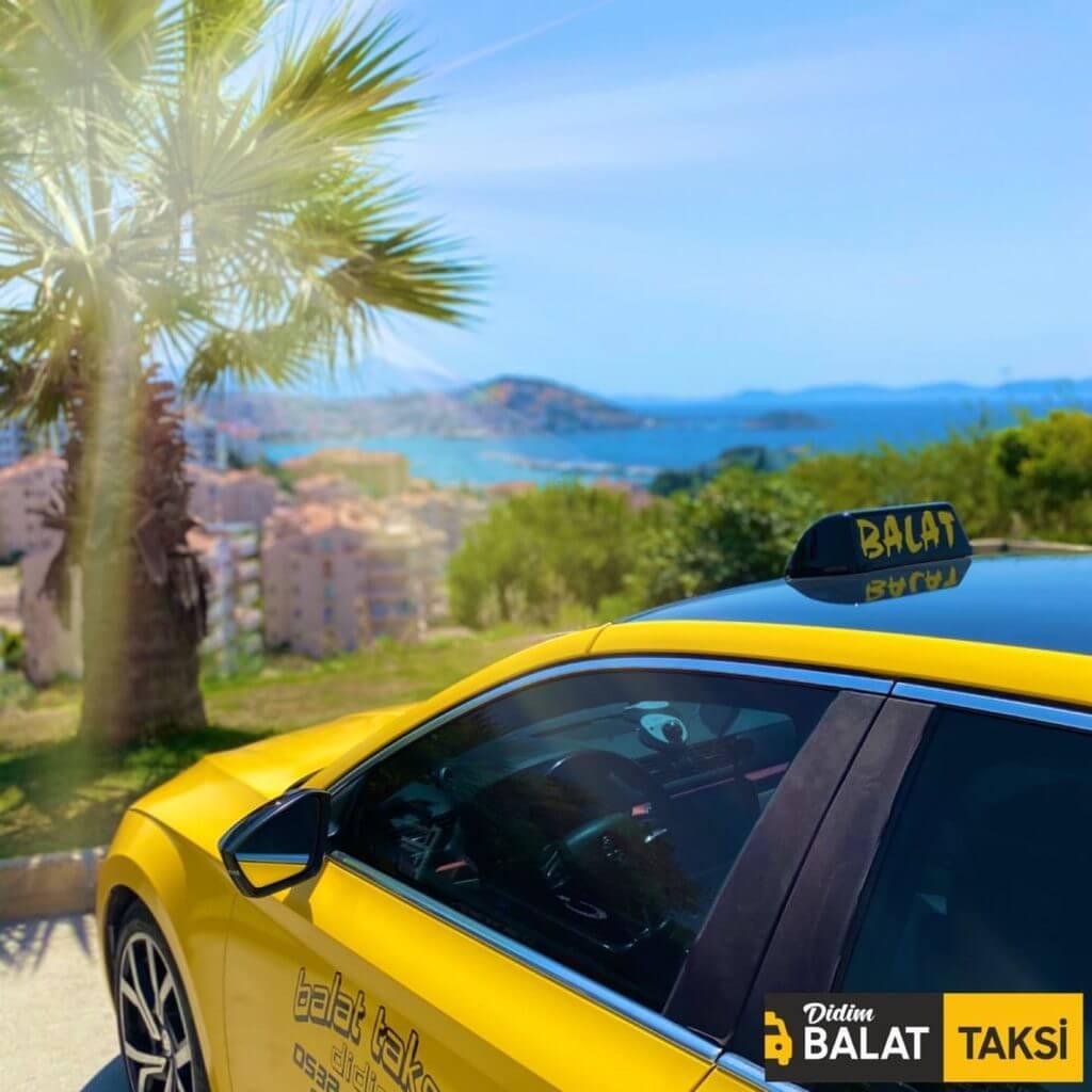 Didim Altınkum Taksi